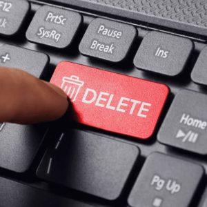 Полное и безвозвратное удаление данных по организациям в 1С:Предприятие 8